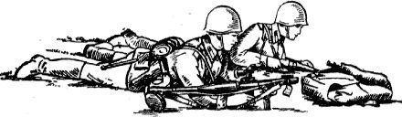 Положение для стрельбы лежа рпг