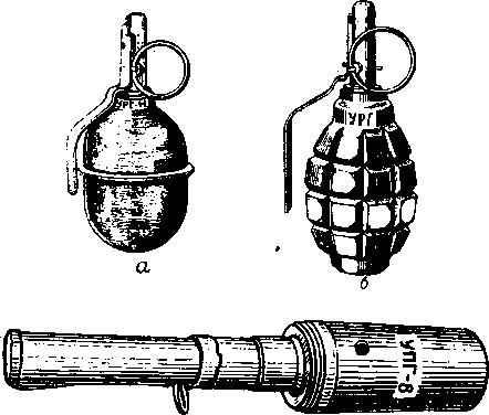 учебно-имитационных ручных гранат